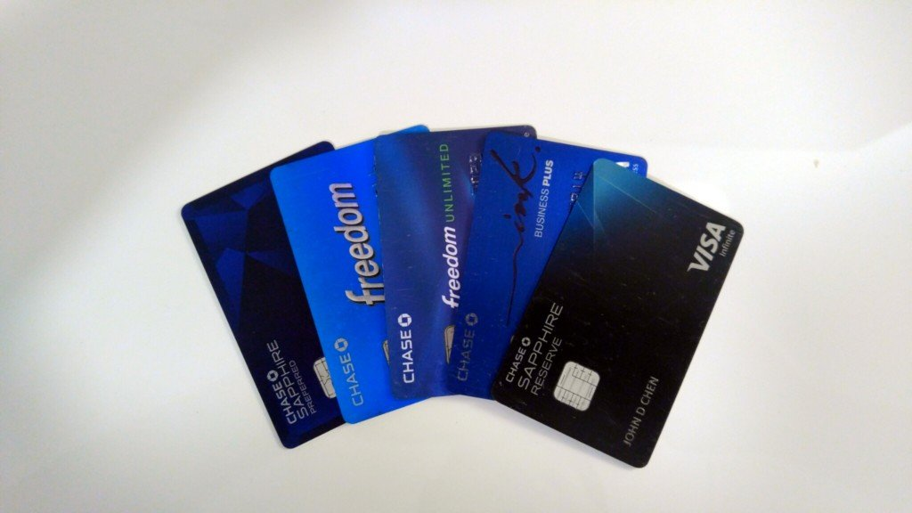 Why Chase Credit Cards Are the Absolute Best Credit Cards - Johnny ...