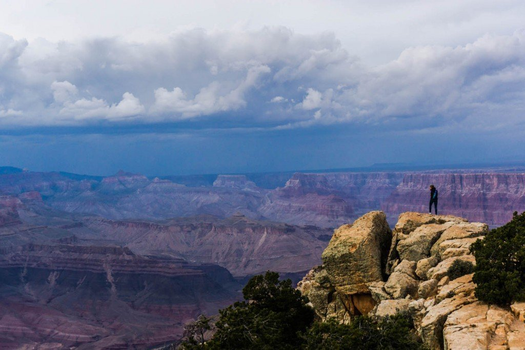 Storm, Grand Canyon