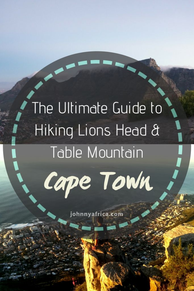 Table Mountain and Lion's Head are two of the most iconic landmarks in Cape Town. Both offer outrageous views and afford for some of the best hiking available in Cape town. I've managed to hike both mountains (in the same day for that matter) and in the end, which is the better hike, and which offers the better views?? #southafrica #hiking #tablemountain #lionshead #views