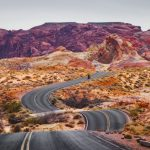 road trip america valley of fire nevada las vegas
